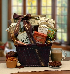Home Sweet Home: Housewarming Gift Basket