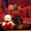 I Love You Valentine Gift Basket