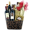 Magnificent Italian Vino: Wine Gift Basket