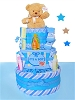It's A Baby Boy! Diaper Cake