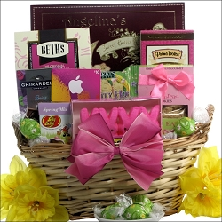 ITunes Easter Sweets: Teen Easter Gift Basket