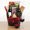 Jingle All The Way: Holiday Wine Gift Basket