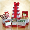 Joy To The Season: Holiday Gourmet Gift Tower