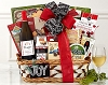 Joy To The World: Season's Greeting Gift Basket