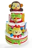 Jungle New Baby Diaper Cake