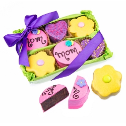 Just For Mom Mother's Day Brownie Gift Box