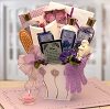 Just For Mom: Mother's Day Lavender Spa Gift Basket
