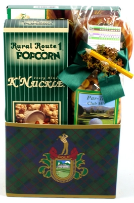 Just For You! Golf Gift Basket