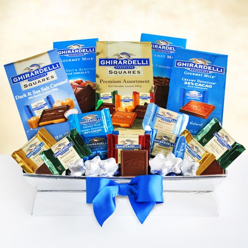 Kosher Ghirardelli Chocolate Collection