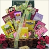 Deluxe Easter Sweets: Chocolate & Sweets Gift Basket