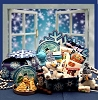 Let It Snow: Frosty's Delight Holiday Gift Basket