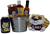 Louisiana State University LSU  Gift Basket