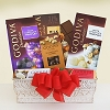 Luxurious Godiva Chocolate Gift Basket