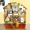Luxurious Gourmet: Gourmet Delicacies Gift Basket
