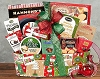Merry Holiday Christmas Gift Basket- Canada