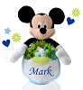 Personalized Mickey Baby Basket Of Love