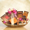 Mom's Day Godiva Gift Basket