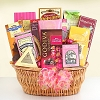 Mom's Ultimate Gourmet Gift Basket