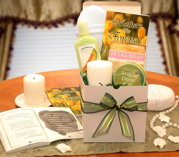 Mothers Are Forever Relaxation Basket