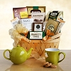 Mother's Day Delight Gift Basket: Tea and Dessert for Mom
