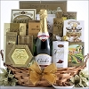 New Years Wishes & Champagne Choices: New Year's Gift Basket