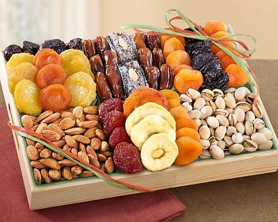 Nut and Fruit Platter