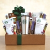On The Go Starbucks Gift Basket