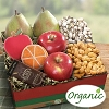 Organic Gourmet & Fruit Gift Box