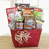 Organic Healthy Wishes Gift Basket