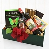 California Organic Red Wine Basket