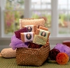 Organic Soap Collection Gift Basket