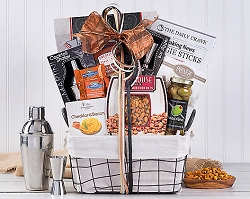 Party Tine Snack Collection Gift Basket