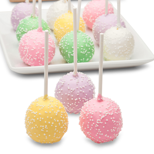 Pastel Drizzles Truffle Cake Pops