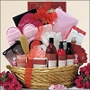 Pomegranate Elegant Bath & Body Spa Gift Basket