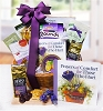 Prayers Of Comfort: Gourmet Food Gift Basket