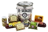Premium Meat And Cheese Gourmet Pail