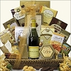 Refined Corporate Wine Gift Basket