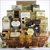 Ring In The New Year's: Gourmet New Year's Gift Basket