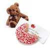 Romantic Lil' Fur-Tune & Giant Gourmet Fortune Cookie
