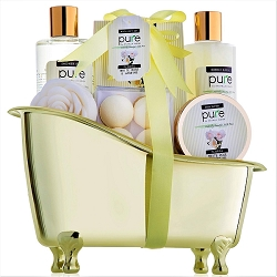 Luxury Edition Rose & Jasmine Spa In A Tub