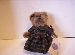 Russ Limited Vintage Edition Handmade Teddy Bear