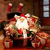 Santa's Shop Of Sweets: Christmas Gift Basket