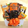 Scarily Halloween Treats Gift Basket