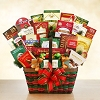 Seasons Greetings Gourmet Ultimate Gift Basket