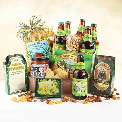 SIERRA NEVADA BEER GIFT BASKET