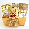 Simple Elegance Gourmet Gift Basket