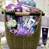 Sky Is The Limit Lavender Spa Gift Basket