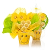 Smiley Cookies Keepsake Flower Pot