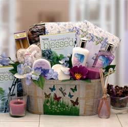 So Serene Spa Essentials Gift Basket