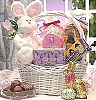 Special Bunny: Easter Gift Basket